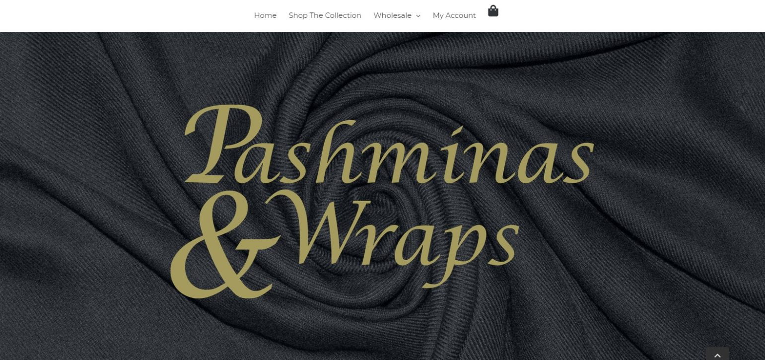 Pashminas and Wraps of London