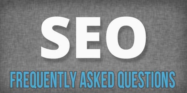 SEO FAQ's